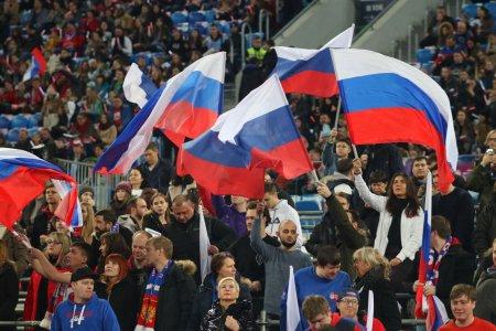 Сборная России выиграла смешанную эстафету на этапе Кубка Мира